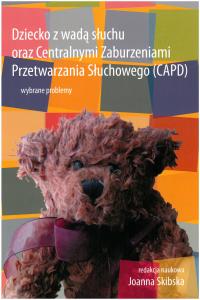 Book Cover: Dziecko z wadą słuchu ...