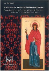 Book Cover: Missa de Maria a Magdala...