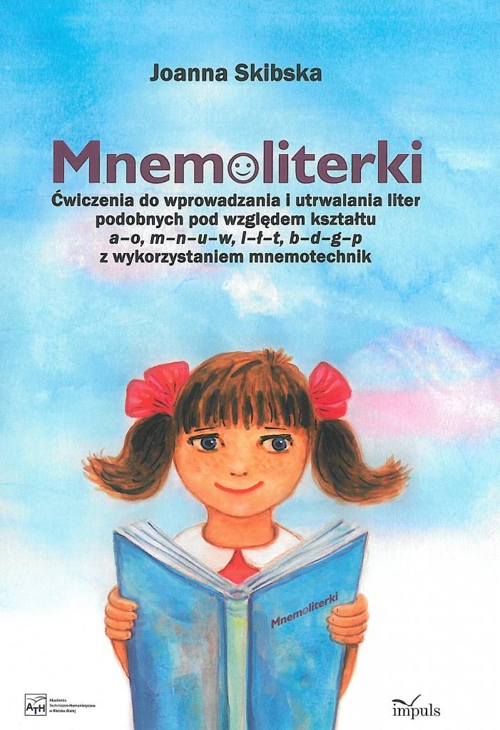 Book Cover: Mnemoliterki. Ćwiczenia do wprowadzania...