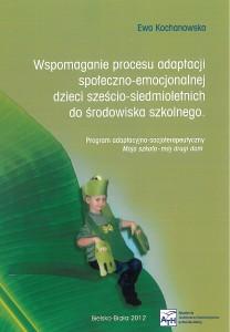 Book Cover: Wspomaganie procesu adaptacji...